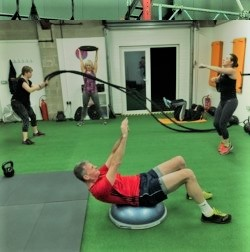Glastonbury personal trainer